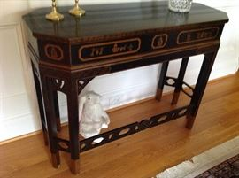 Foyer Table $ 160.00