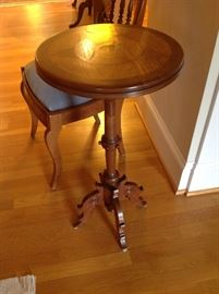 Antique Tea Table $ 60.00