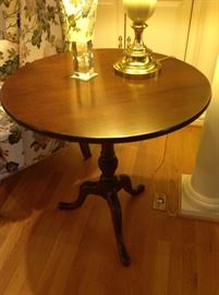 Antique Tea Table - $ 90.00