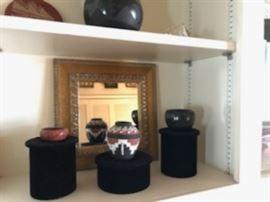 Indian pottery, Santa Clara