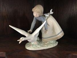 Porcelain figure, Lladro