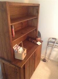 Cargo Style Bookcase