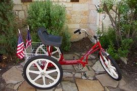 Trail Mare E-Z Roll Regal Bike:  $300.00