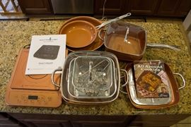 Cooper Chef  Cookware.  $12.00-$45.00