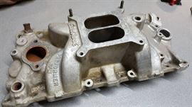 A few good high performance auto parts and pieces in this weeks auction