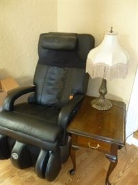 HUMAN TOUCH, FULL BODY MASSAGE CHAIR -  RECLINER
