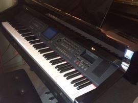 Kawai Concert Baby Grand Concert Piano CP 200   https://ctbids.com/#!/description/share/20599