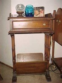 Vintage Telephone Stand