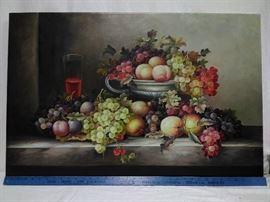 Fruit Painting on Canvas https://ctbids.com/#!/description/share/22346