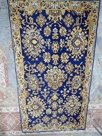 Oriental Hand Knotted Rug