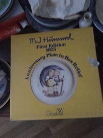 Hummel 1975 plate