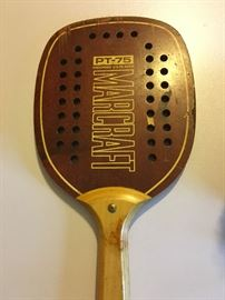 Racketball paddle 1968 vintage