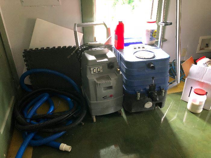 Commercial Rug Cleaner