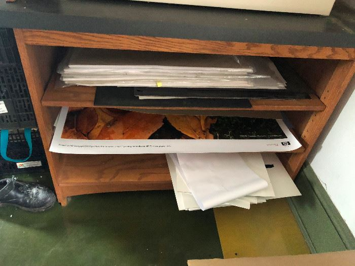 All kinds of Paper for a printer business!