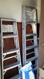 Aluminum Painter's Ladders
