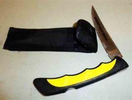 Explorer Knife with Sheath