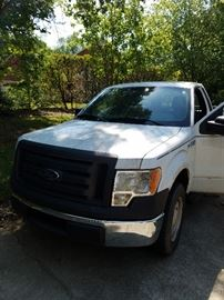 Ford F150 2011 with 7802 miles book value is $16,000+