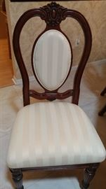 chair from lovely dining room table