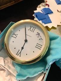 Tiffany clock needs TLC