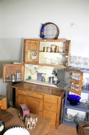 NICE Hoosier Cabinet