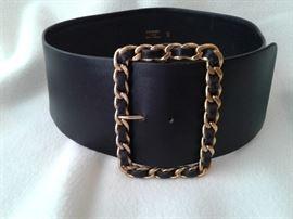 Authentic Chanel belt