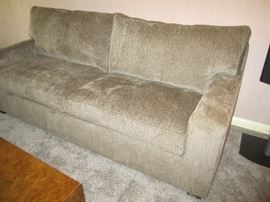 SLEEPER SOFA BY MITCHELL GOLD+BOB WILLIAMS IN MINT CONDITION
