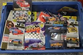 die cast cars: hot wheels, match box and others