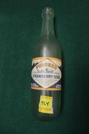 antique soda bottles