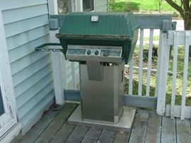 Ducks Unlimited Gas Grill
