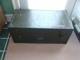 Vietnam Era Trunk