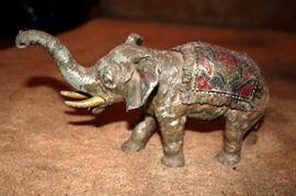 Elephant Figurine