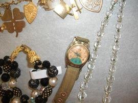 Vintage Cinderella watch