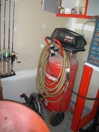 Craftsman air compresser