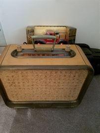 Midcentury radios