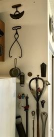Antique Kitchen Tools