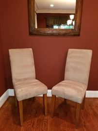 Misc. Dining chairs.