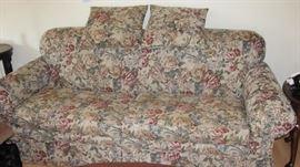 La Z Boy Sleeper Sofa w/air mattress only $75 today!