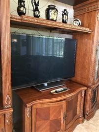"2012 Panasonic Plasma HDTV 55"""