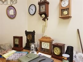 Old Clocks make a nice addition to any home.