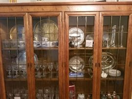 Lots of Sterling Silverware and Decorative pieces.