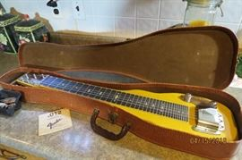 1950's Fender Champion Lap Steel, one owner!