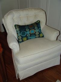 Second swivel chair