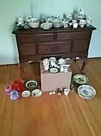 Huge Lot of Glass and China