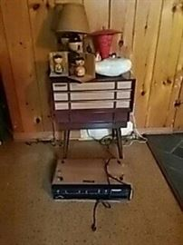 Record Player Receiver and More