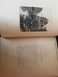 #2	Yorkshire Etchings w/sonnets and Descriptions 1885 Edition 62/500	 $100.00