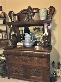 Love this one too!!!! And I'm not all about antiques! lol