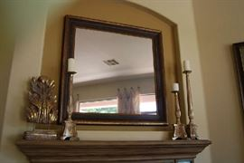 Large Wall Mirror, Decor