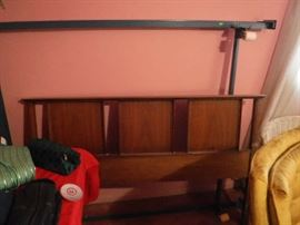 I would guess Queen size Mid-Century Headboard