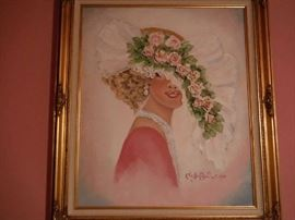 Oil Painting By Gayla Claus #24/100
