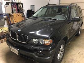 2004 X5 162,000 miles $2k
